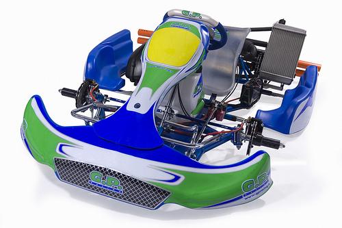 GP Kart Chassis